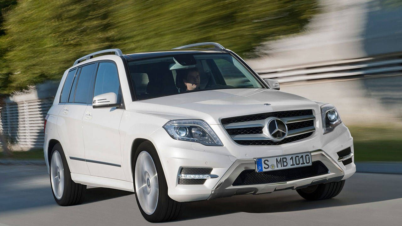 The Refreshed 2013 GLK 350 4Matic Updates The Look Of The GLK That First  Bowed As A 2010 Model. The Improvements To The Front Fascia Are Immediately  ...