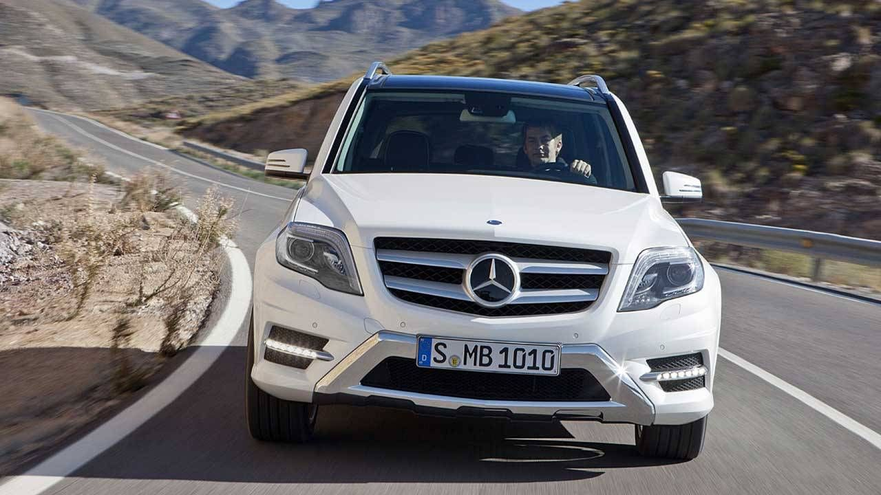 2013 Mercedes Benz GLK 350 4Matic