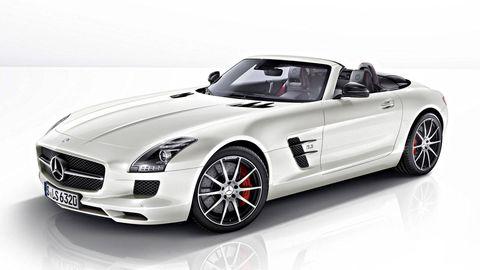 Mercedes Sls Amg Gt >> 2013 Mercedes Benz Sls Amg Gt Photos And Specs Roadandtrack Com