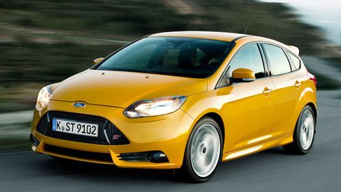 Ford Focus St Specs 0 60 >> 2013 Ford Focus St First Drive Review Specs Photos And Price