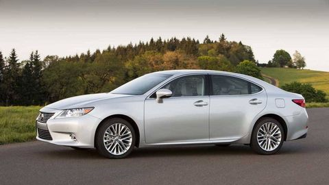 2013 lexus es350 review photos and specs. Black Bedroom Furniture Sets. Home Design Ideas