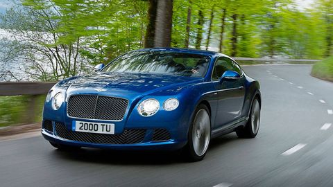 2013 Bentley Continental Gt Speed First Photos Specs And V8 Details