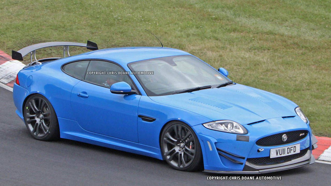 If Jaguar Makes The Riotous XKR S Even More Hardcore, It Might Need A  Parental Advisory Warning Sticker Slapped On The Hood. Already Available In  Both Coupe ...