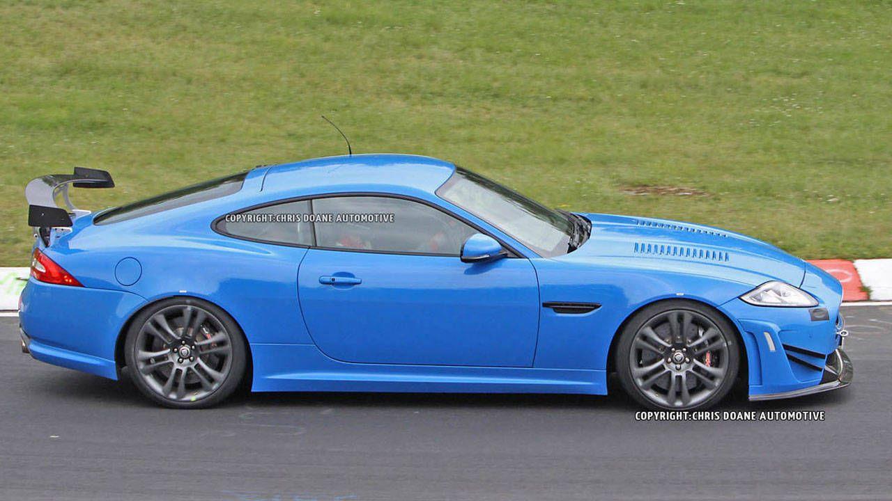 2013 Jaguar XKR S Race Car