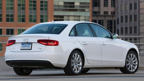 2013 Audi A4 Sedan and 2013 Audi S4 Review, Price, Specs and Photos