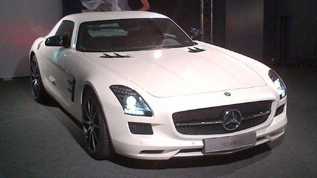 The Company Could Not Have Been Any Better, At Least In Terms Of Launching  A Revamped AMG Tuned Supercar. The 2013 SLS AMG GT Coupe And Roadster Were  ...
