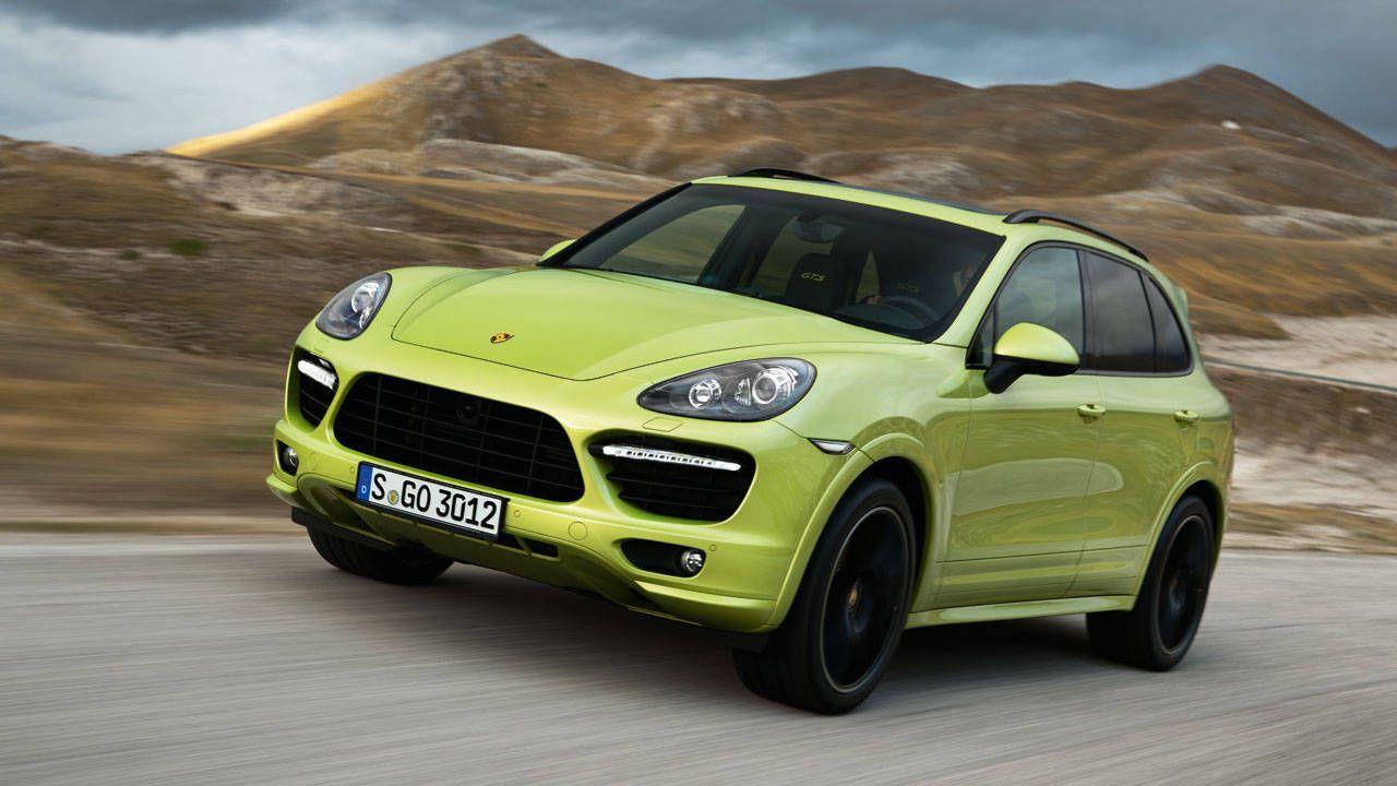 2013 Porsche Cayenne Gts Price Review Specs And Porsche Suv Photos Roadandtrack Com
