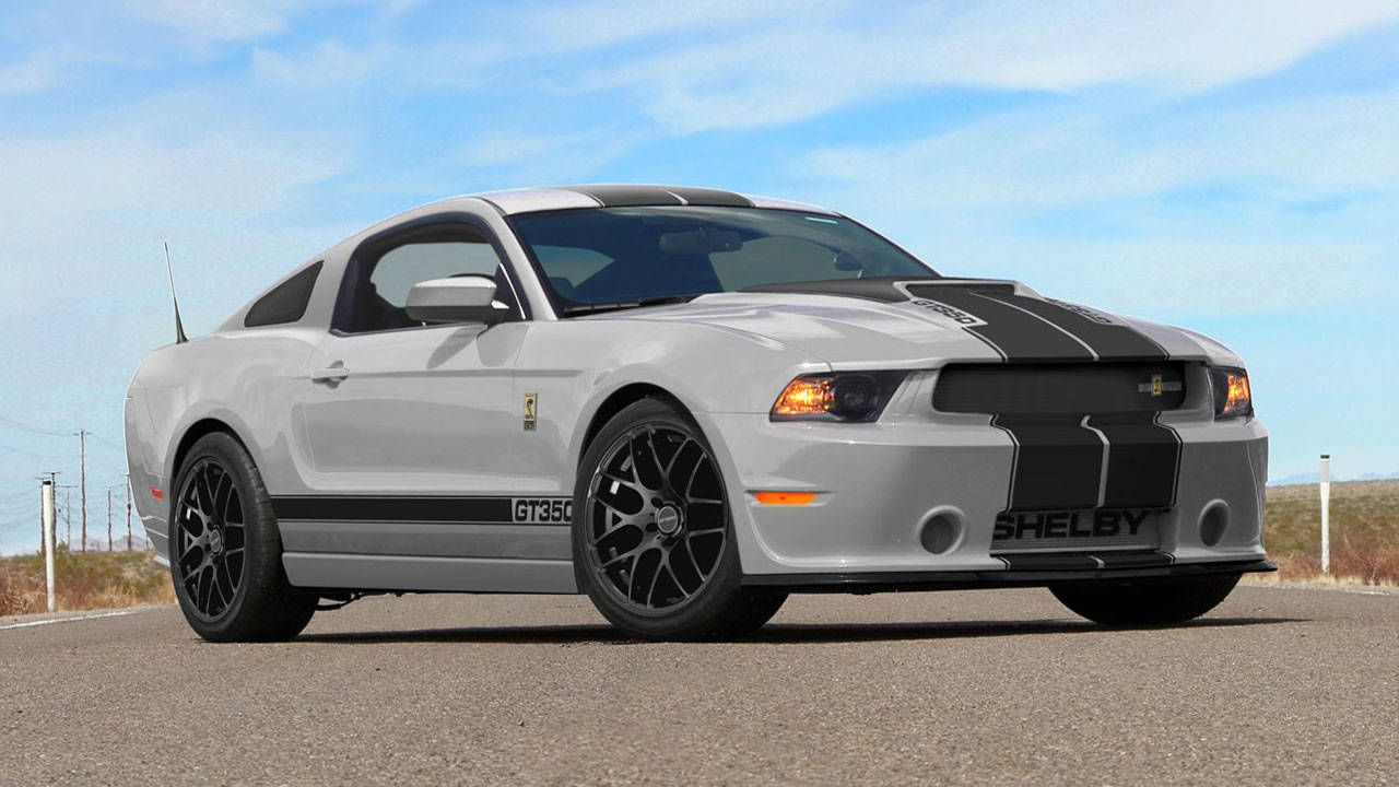 2013 shelby gt350 first photo specs and price only 350 made