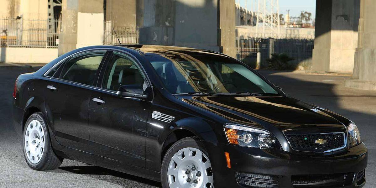 2013 Chevrolet Caprice Ppv First Photos And Info Roadandtrack Com