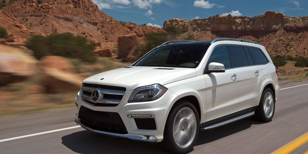 Mercedes Gl  Price In Qatar