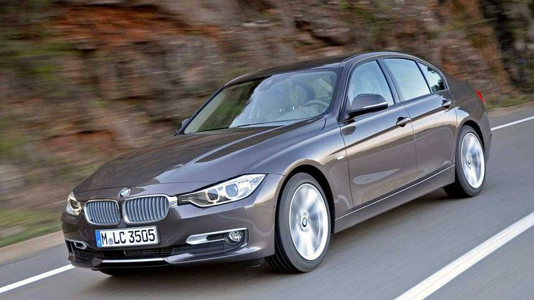 Top Facts On The BMW Series Sedan The Real Spin On The - 2013bmw