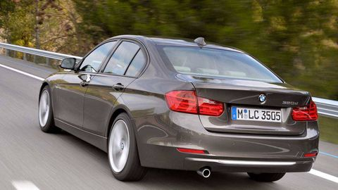 Top Facts On The BMW Series Sedan The Real Spin On The - Bmw 2013 328