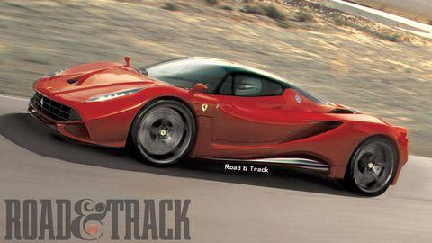 2014 Ferrari Enzo Rt Exclusive Photo Illustrations Of The Next