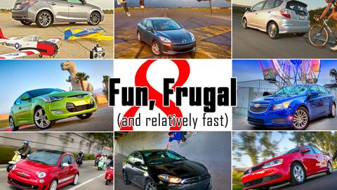 fun, frugal and relatively fast collage