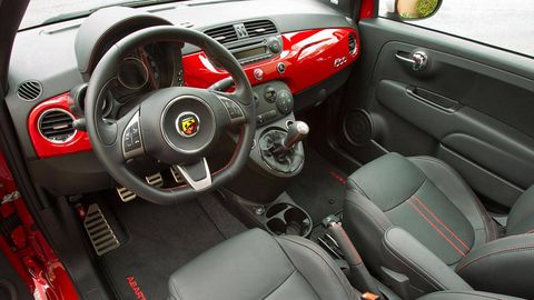 The Best Fun Frugal And Relatively Fast Cars List 1 2012 Fiat