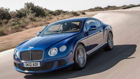 2013 Bentley Continental Gt Speed Top Speed Of 205 Mph Confirmed