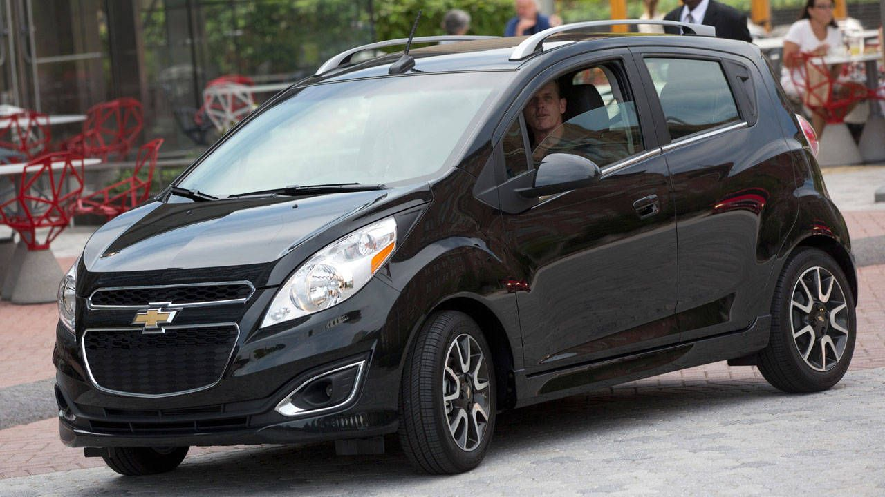 Used 2013 Chevrolet Spark for sale - Pricing & Features | Edmunds