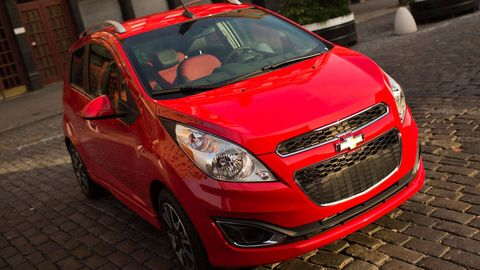 2013 Chevrolet Spark Review Price Performance Affordable