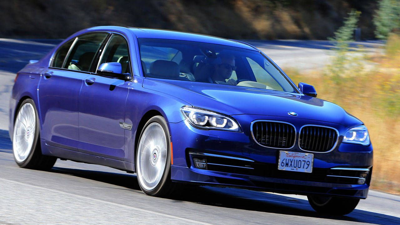 BMW Alpina B B Price Review And Top Speed Alpina - Bmw alpina 7 series