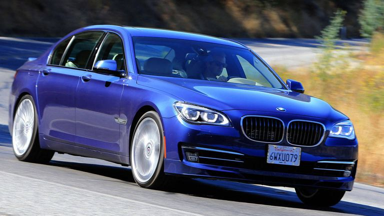 BMW Alpina B B Price Review And Top Speed Alpina - B7 bmw price