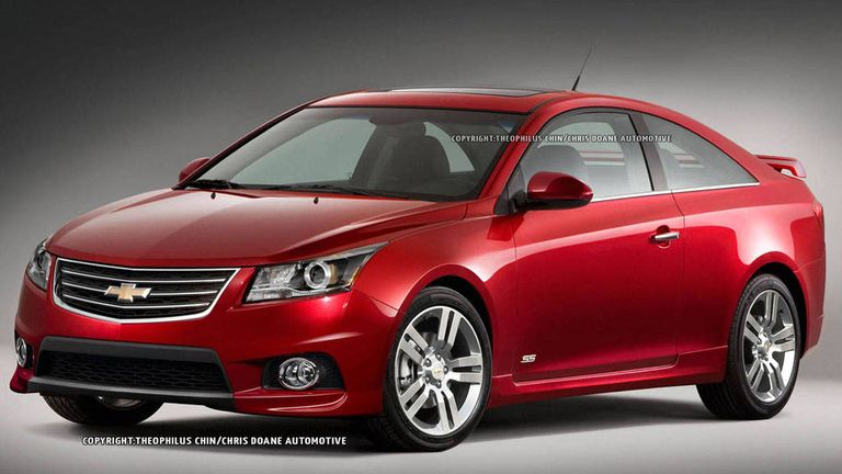 2014 Chevrolet Cruze Coupe SS News and Photos – 2014 Chevy Cruze ...