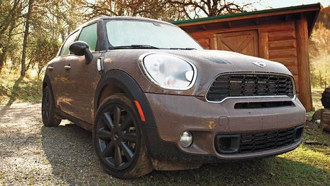 2011 Mini Cooper S Countryman All4 Long Term Road Test Wrap Up