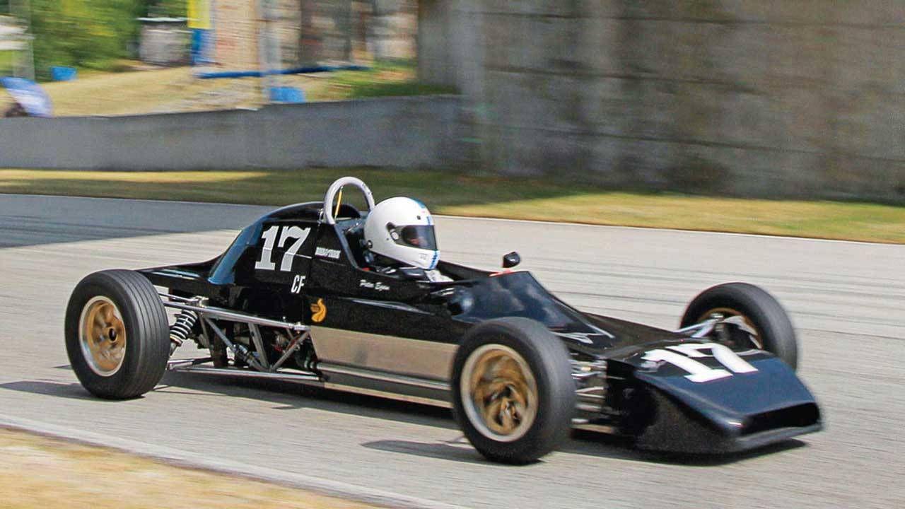 Peter Egan on Affordable Racing – Vintage Formula Ford