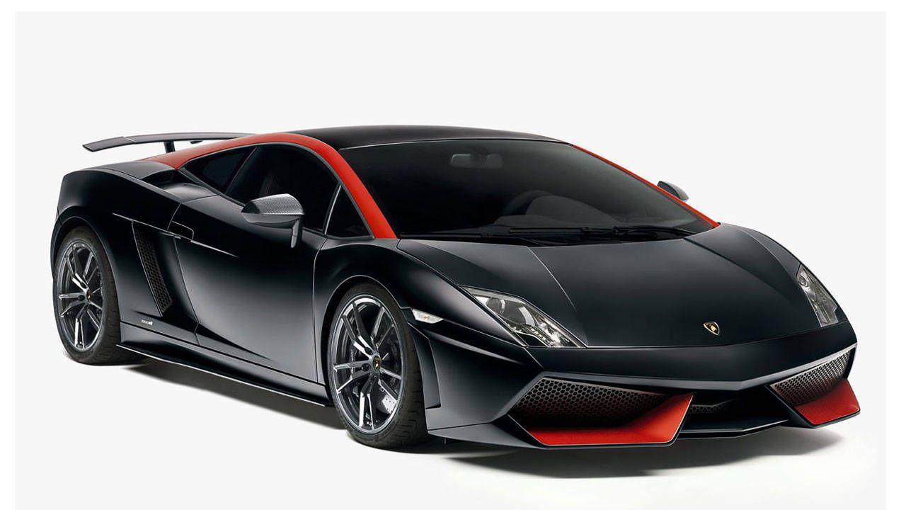 2013 Lamborghini Gallardo LP570 4 Edizione Tecnica