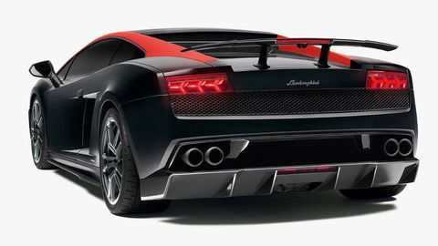 2013 Lamborghini Gallardo Lp570 4 Edizione Tecnica News And Photos