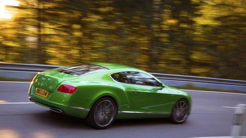 2013 Bentley Continental GT Speed First Drive, Specs, Top Speed 205 MPH