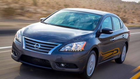 2013 Nissan Sentra Sr Sedan First Drive New 2013 Sentra Price