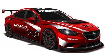 mazda and aston martin unveil new american sports car racing initiatives. Black Bedroom Furniture Sets. Home Design Ideas