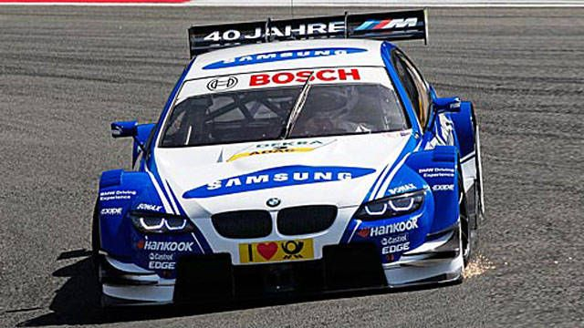 American Driver Joey Hand Makes History With Bmw S Return To Dtm
