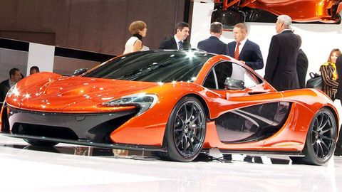 Twenty Years Following The Introduction Of F1 Which Turned Supercar World Upside Down And Saw Barely More Than 100 Specimens Built Mclaren Has