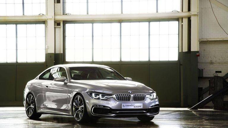 BMW Concept Series Coupe BMW Series Photos - 2012 bmw 4 series