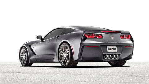 2014 Chevrolet Corvette Stingray Photos