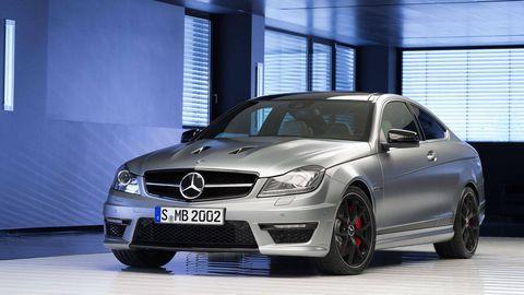 761d370df31a95 2014 Mercedes-Benz intros C63 AMG Edition 507 - Road   Track