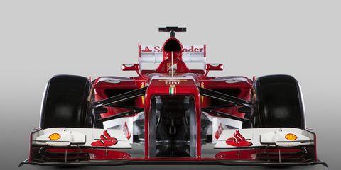 Automotive design, Open-wheel car, Automotive tire, Automotive exterior, Red, Car, Race car, Motorsport, Formula one, Carmine,