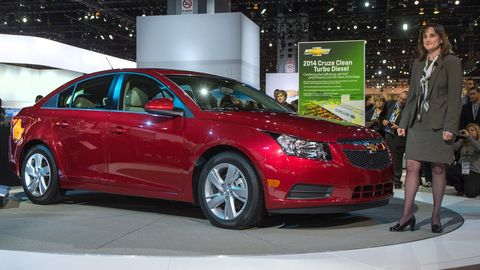 Chevy Cruze Diesel For Sale >> A Fiat factoid about the 2014 Chevy Cruze diesel
