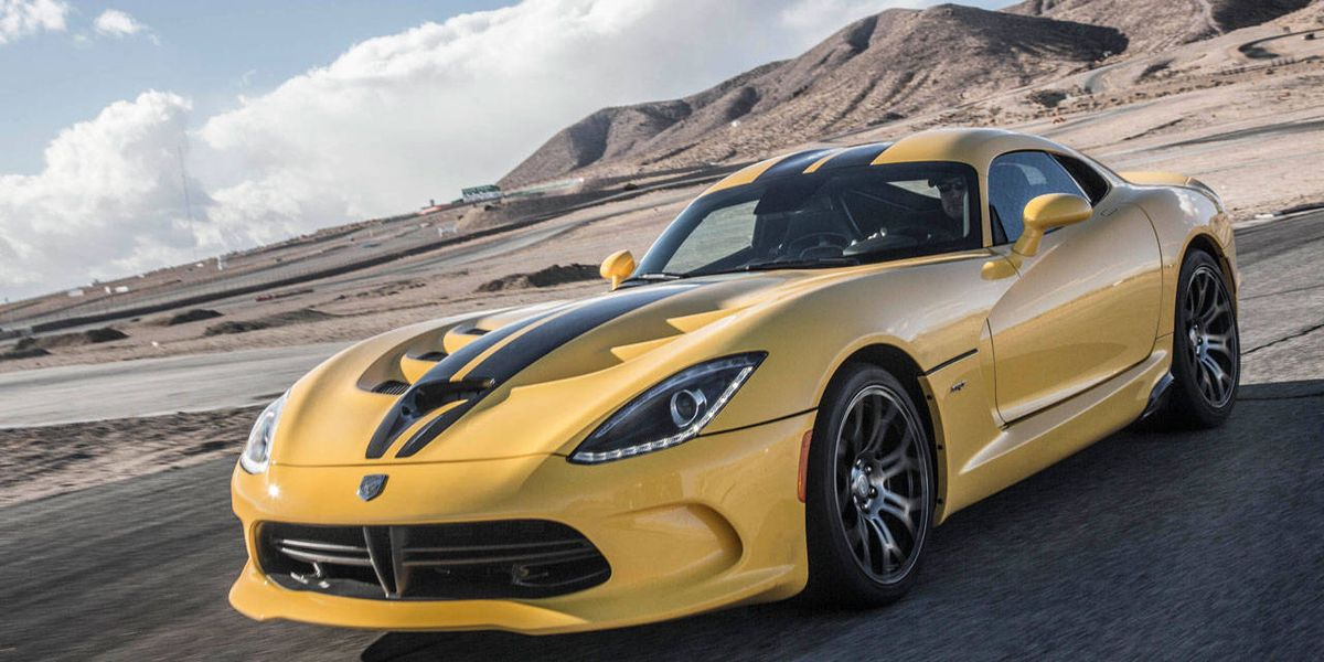13 Questions About The 2013 Srt Viper