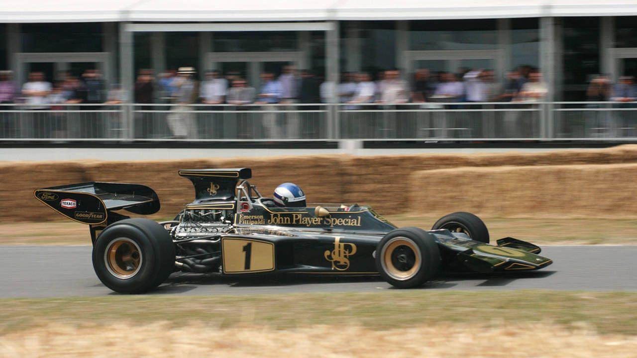Lotus History in Formula 1 - Lotus Racing Formula 1