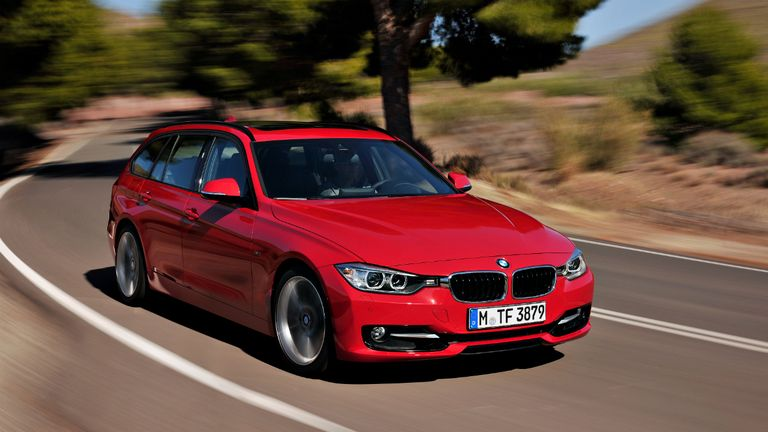 BMW Diesel Wagon Comes To US D - Bmw 3 series diesel wagon
