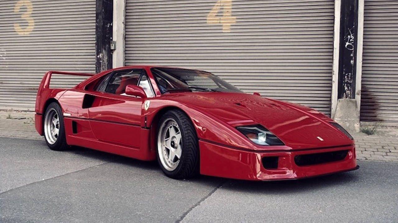 Ferrari F40 For Sale >> Ferrari F40 For Sale