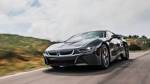 2014 Bmw I8 Road Test Chris Harris Drives The Bmw I8