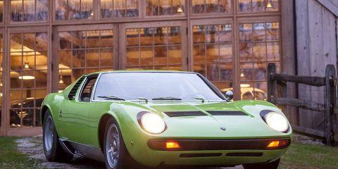 Photos 1969 Lamborghini Miura P400s Sv Specification