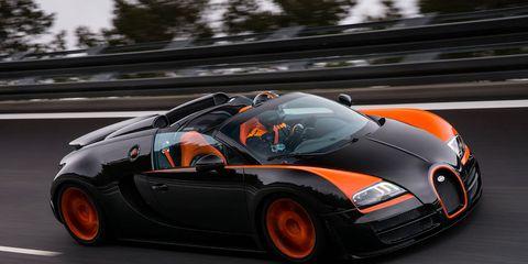 Tire, Mode of transport, Automotive design, Vehicle, Car, Bugatti veyron, Automotive tire, Rim, Automotive lighting, Performance car,