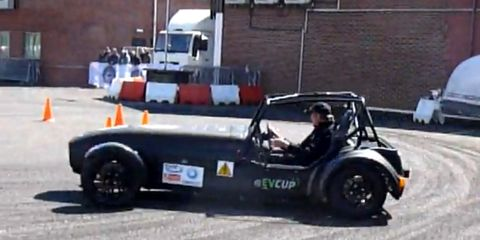 Westfield iRacing Lotus Seven Electric Replica  Electric Kit Car