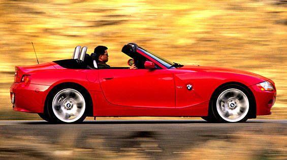 Best All Around Sports Car Bmw Z4 3 0i