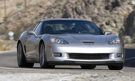 Evil Twins 2009 Chevrolet Corvette Z06 Vs Zr1