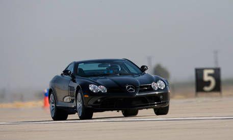 Speed Kings Mercedes Benz Slr Mclaren